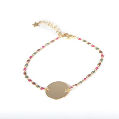 bracelet emaille